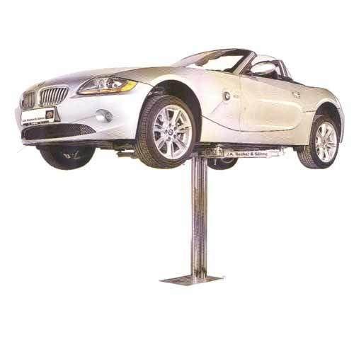 Hydraulic Car Washing Ramp