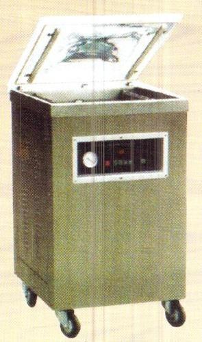 Single Chamber Vaccum Packaging Machine