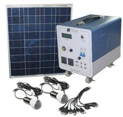 solar home portable domestic pack