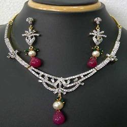 Trendy Fashion Designer Jewelry Set