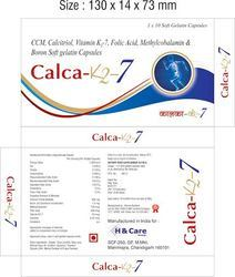 Calca K2-7 Softgel Capsule