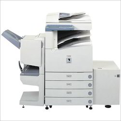 Black And White Digital Photocopier