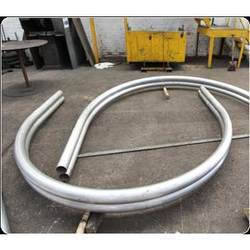 stainless steel pipe bending service