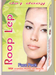 roop lep face pack