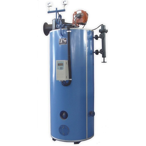 Steam Boiler - Vertical Steam Boiler Manufacturer from Mumbai