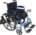 wheelchair detachable foot rest