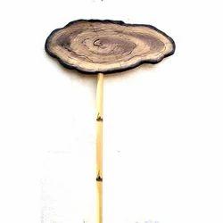 Garden Decorative FRP Display Board Bamboo