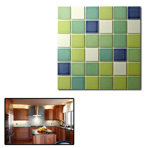 Framing ceramic tiles
