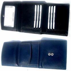 Ladies Tri-fold Wallets