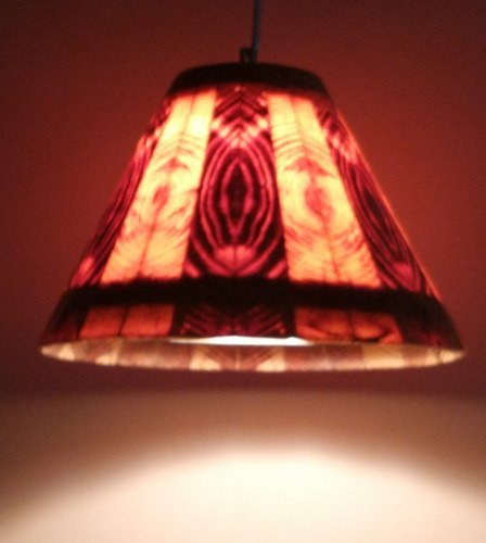 Hanging Conical Lamp