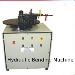 Hydraulic Pipe Bender with Double Frame Open Bending