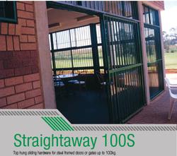 Straightaway 100S