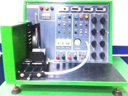 co2 cylinder test bench