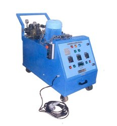 Automatic Hydraulic Test Rig