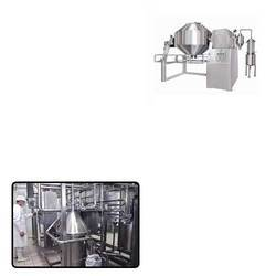 Vaccum Mixer Dryer for Pharmaceutical Industry