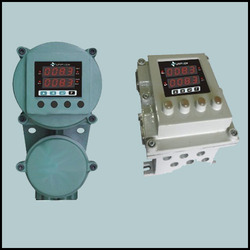 flame proof universal process controller