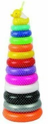 Plastic Stacking Rings Toy