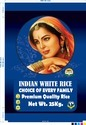 Indian White Rice Bags