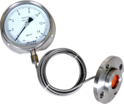 Low Pressure Diaphragm Pressure Gauges