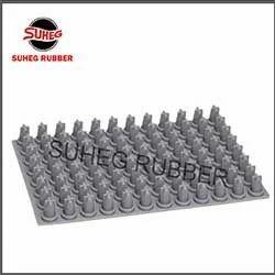 Silicone Rubber Septa Mat