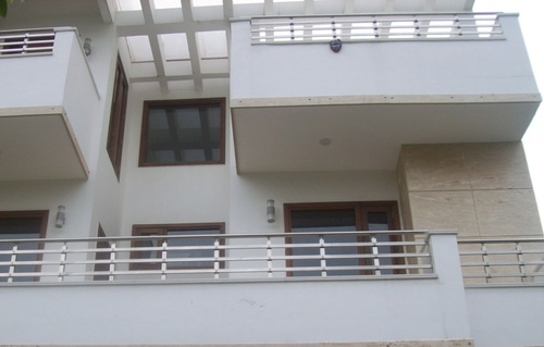 Stainless Steel Grills Railings   Metal Grills Railing Manufacturer From  New Delhi