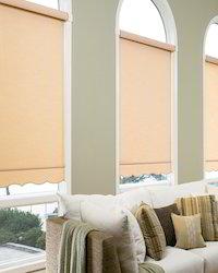 Designer Roller Shade Livingroom Blind