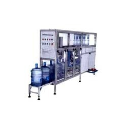 40 Ltr Jar Washing Filling Capping Machine