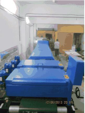 Roller Coating Machine