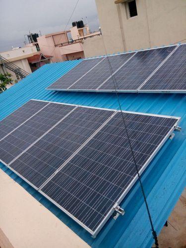 Solar Panel Mounting Strucutre
