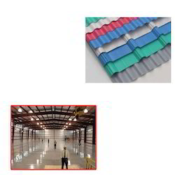 Roofing Sheet for Warehouse Construction