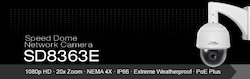 1080p HD 20x Zoom NEMA 4X IP66 Extreme Weatherproof Camera