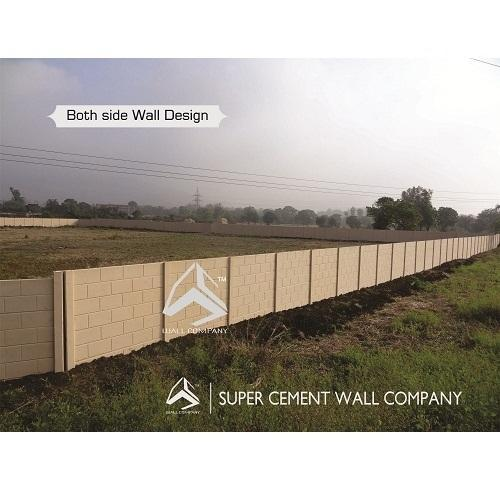 Manufacturer Of Rcc Compound Wall Amp Boundary Wall By Super