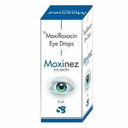 Moxifloxacin Eye Drops