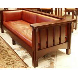 Wedding Wooden Sofa