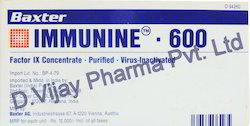 Immunine 600