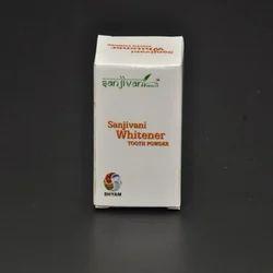 tooth whitener powder