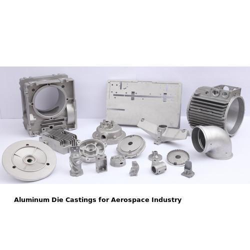 Aluminum Die Castings for Aerospace Industry