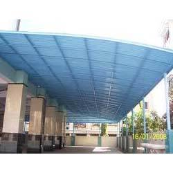 Elegant PVC Corrugated Roof Sheet