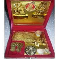 Kuber Dhan Varsha Yantra with Velvet Box