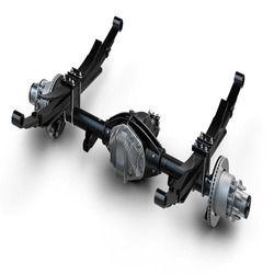 Rear Axles