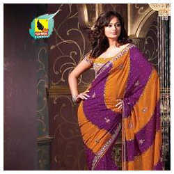 Shaded Sarees