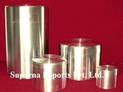 Herb Tea Aluminum Canister