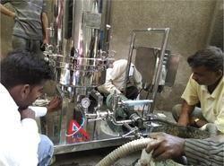 Nerolac Paint Filtration Machine