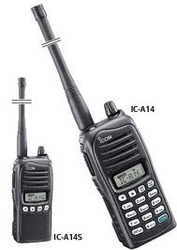 Walkie-Talkie I Com Ic-A 14