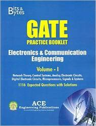 GATE Practice Booklet Electronics Anthropology Books
