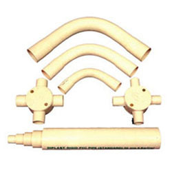 PVC Electrical  Pipes & Fittings
