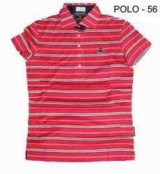 Ladies Golf Polo T-Shirt