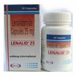Lenalid Lenalidomide 25mg Capsules