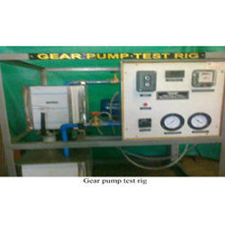 Vane Pump Test Rig