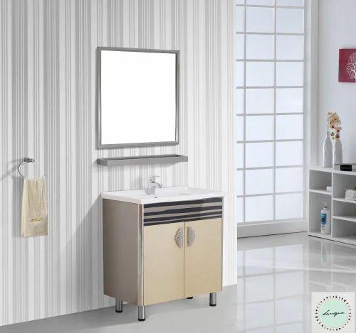 Washroom Floors Cabinets